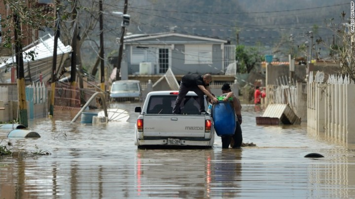 Puerto Rico Disaster Relief